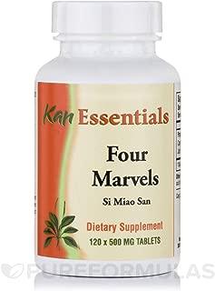 kan herbs four marvels