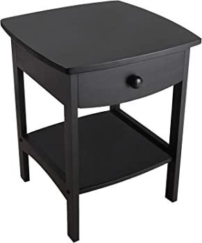 Winsome Wood 20218 Claire Accent Table