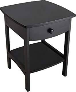 Amazon.com: Black - Tables / Living Room Furniture: Home & Kitchen