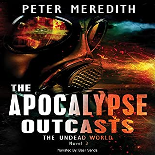 The Apocalypse Outcasts audiobook cover art
