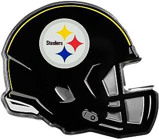 Team ProMark NFL Pittsburgh Steelers Helmet Emblem, Yellow, Standard