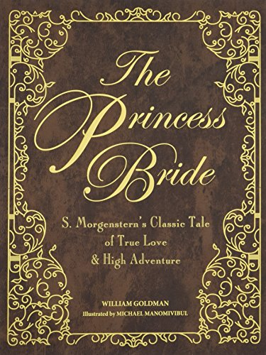 The Princess Bride Deluxe Edition HC: S. Morgensterns Hardcover for 12.75