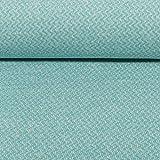 Swafing GmbH Stricksweat Ben Mint - Stoff - Meterware -
