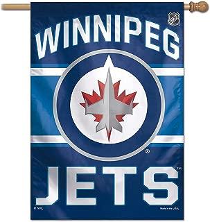 Winnipeg Jets Banner House Flag