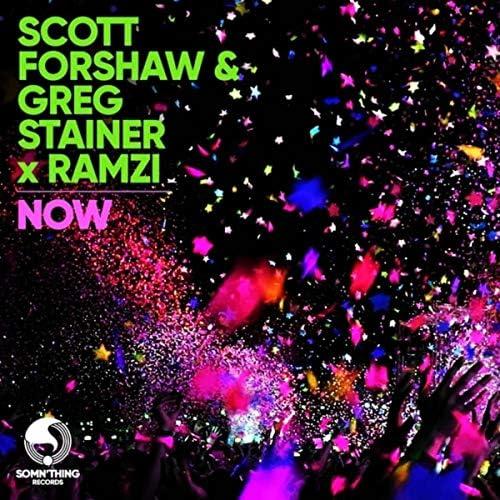 Ramzi, Greg Stainer & Scott Forshaw