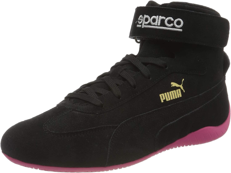 PUMA Unisex-Erwachsene Speedcat Mid Sparco Sneaker : Amazon.de ...