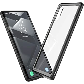SUPCASE Unicorn Beetle Style Series Case Designed for Galaxy Note 10 Plus/Note 10 Plus 5G, Premium Hybrid Protective Case 2019 Release (Black)