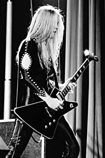 Lita Ford - The Runaways 24X36 New Printed Poster Rare #TNW793293