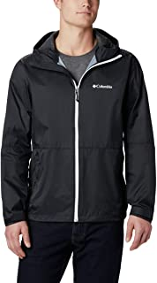 Columbia Men's Roan Mountain Jacket, Waterproof, Hooded