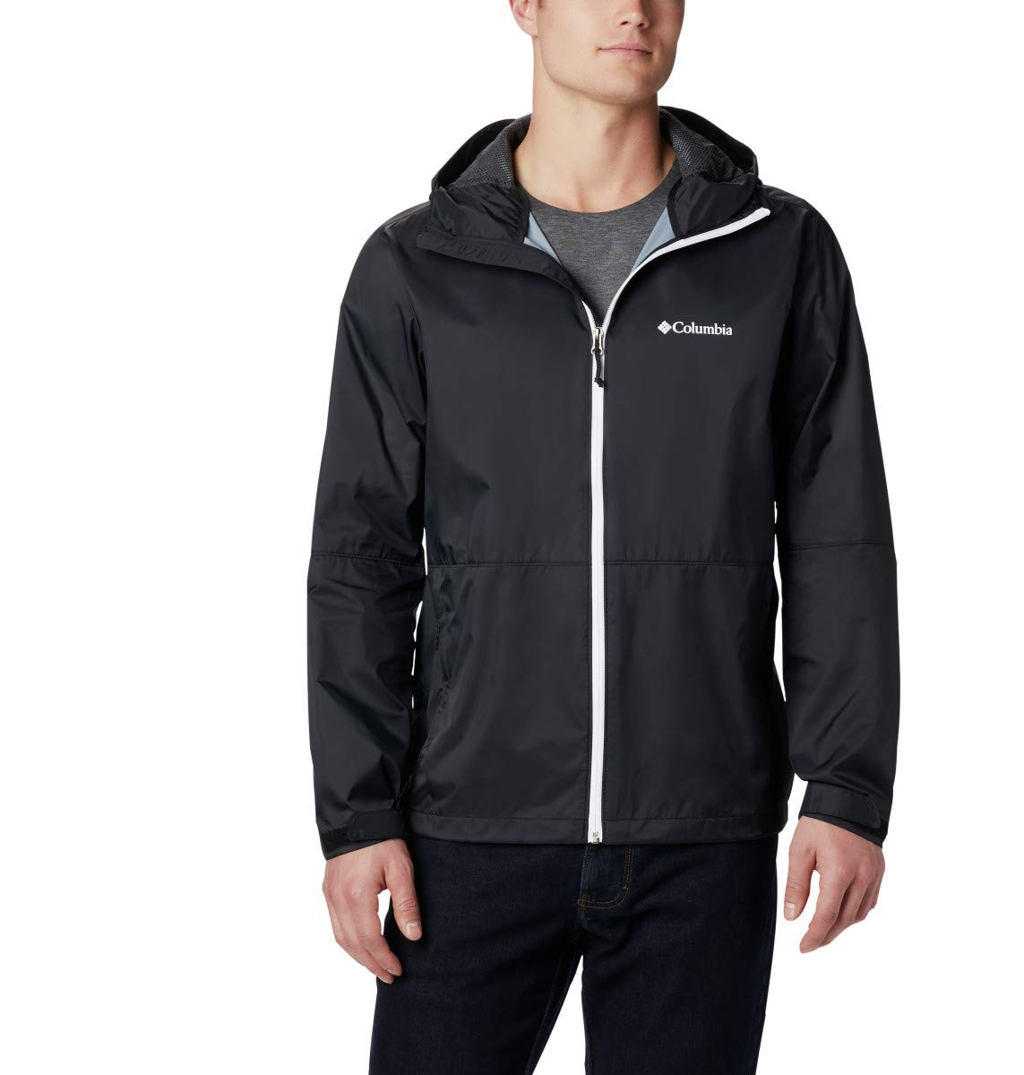 Columbia Mountain Jacket Black Medium