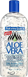 Fruit of the Earth, Aloe Vera 100% Gel, 12 oz (340 g)