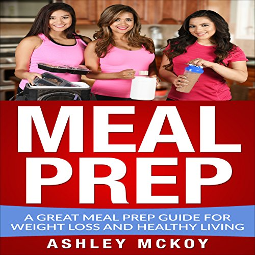 Meal Prep audiobook cover art
