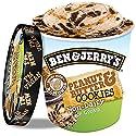 Ben & Jerry's Non-Dairy Ice Cream Peanut Butter Cookies, 500 ml (Frozen)