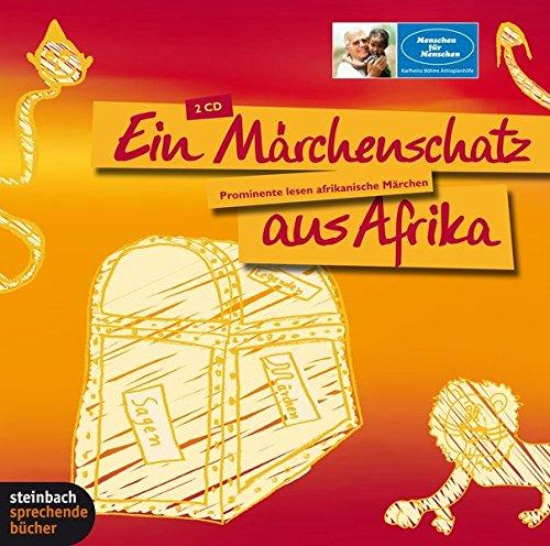 Ein Märchenschatz aus Afrika: Prominente lesen afrikanische Märchen