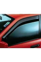 Original Volkswagen Tiguan deflectores de viento puertas trasera Cristal Acr/ílico tintadas enlazable 5/N0072194 5/N