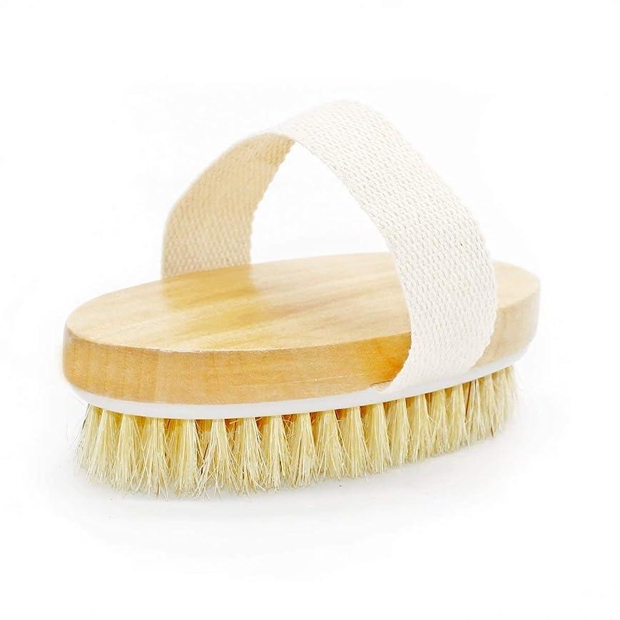 なぞらえる漂流幅シャワーブラシ ボディブラシ 角質除去 お風呂ブラシ 全身マッサージ 背中 バス用品 お風呂ブラシ 美肌 角質を取り除き 体洗いブラシ
