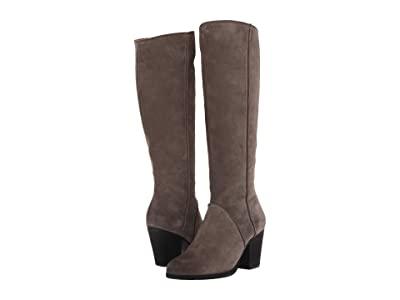 Frye Essa Seam Tall (Dark Grey) Women