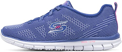Skechers Glider-Forever Young, Young, paniers Basses Femme  nouveau style