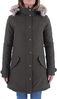 86cef41c12 Amazon.it: woolrich - Verde / Giacche e cappotti / Donna: Abbigliamento