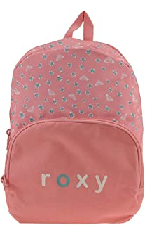 Roxy Girls' Little Colors Backpack, geranium pink baby BUBULLE, 1SZ