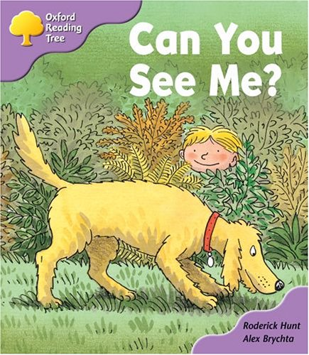 Oxford Reading Tree: Stage 1+: First Phonics: Can You See Me?の詳細を見る