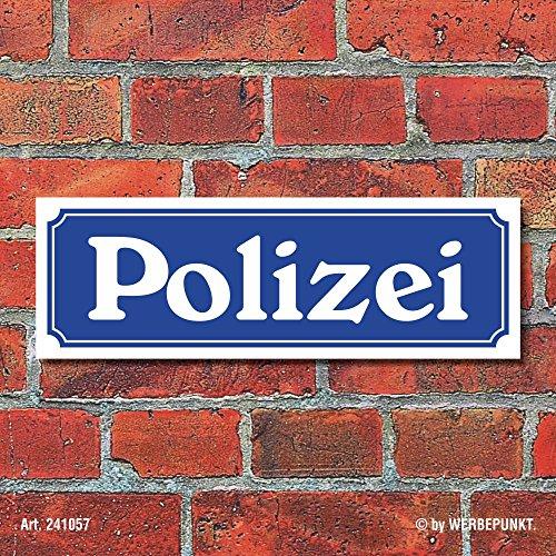 Schild im Straßenschild-Design