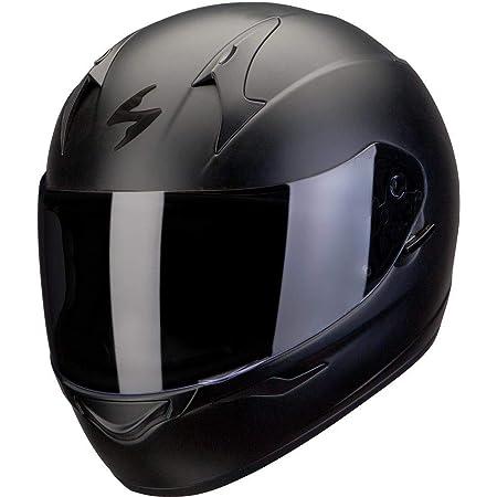 Soxon St 666 Shiny Night Integral Helm Full Face Motorrad Helm Roller Helm Scooter Helm Cruiser Sturz Helm Streetfighter Helm Sport Urban Ece 22 05 Visier Schnellverschluss Tasche M 57 58cm Auto