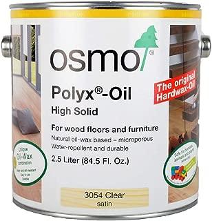 wax oil clear