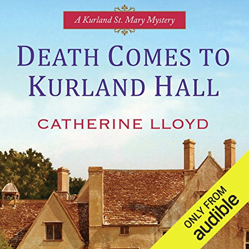 Death Comes to Kurland Hall audiobook cover art