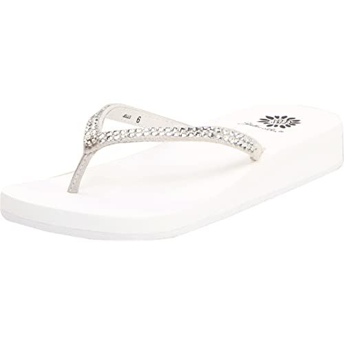 59f248aca8753 Wedding Flip Flops: Amazon.com