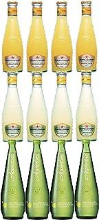 果実系炭酸セット!サンペレグリノ オレンジ200ml 4本 + サンペレグリノ レモン200ml 4本 + アップルタイザー275ml 4本