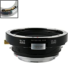 Fotodiox Pro TLT ROKR - Tilt/Shift Lens Mount Adapter Compatible with for Hasselblad V-Mount SLR Lenses to Canon EOS (EF, EF-S) Mount D/SLR Camera Body - with Gen10 Focus Confirmation Chip