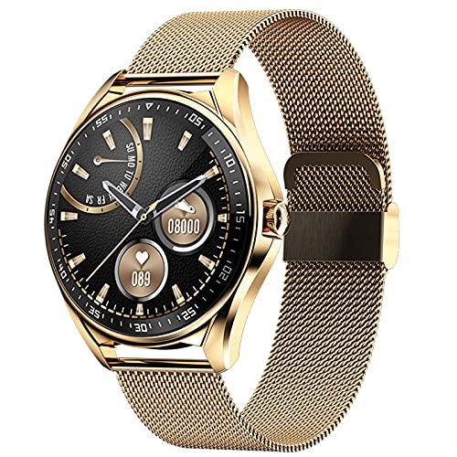 shjjyp Smartwatch Reloj Inteligente Hombre Barato con Bluetooth Reloj Digital Caloría Reloj Deportivo Hombre Pulsometro Pulsera Actividad Inteligente Reloj Inteligente Mujer para Android e iOS