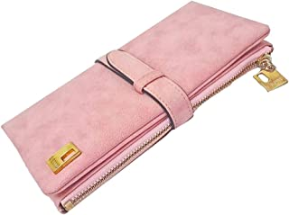 Pink Shamoa For Women - Flap Wallets