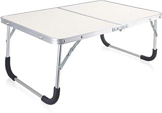 Kimimara アウトドア テーブル 折りたたみ キャンプテーブル 机 ソロテーブル バーベキュー BBQ用 ロールテーブル 丈夫 コンパクト 荷重20kg