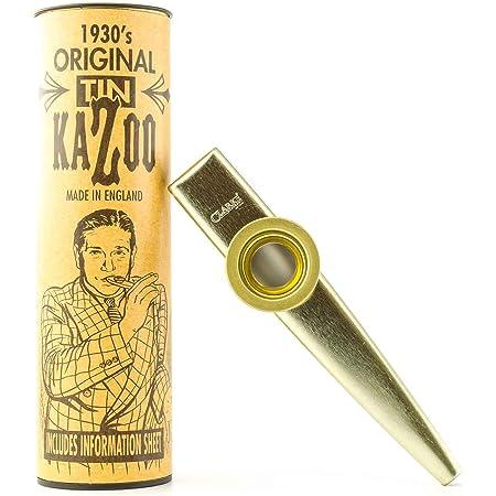 Clarke - KAZOO/E36 - Kazoo or (gold)- Original emballé dans carton