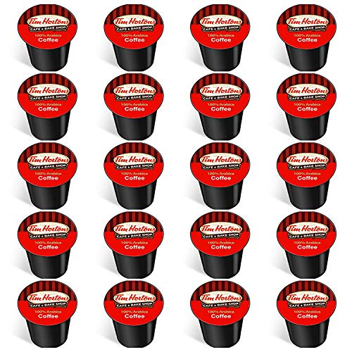 20-count Tim Horton's Coffee for Keurig K-cup Brewers