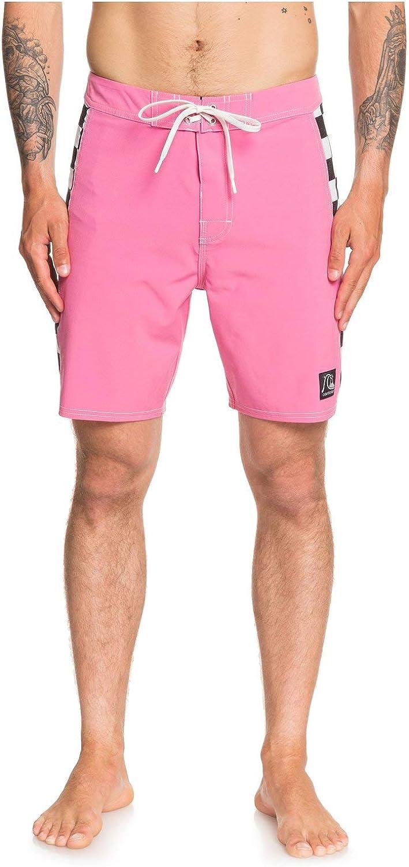 Boardshort pour Homme EQYBS04141 Quiksilver Echo Beach Checker 18
