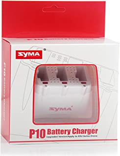 ETbotu X5UW Battery Charger Charging Box Accessories Set for RC Aircraft X5UW Charging Box (Without Battery)