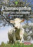 L HOMEOPATHIE POUR LES RUMINANTS