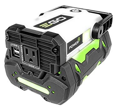 EGO Power+ PAD1500 Nexus Escape 150W Power Inverter Battery and Charger Not Included, Black