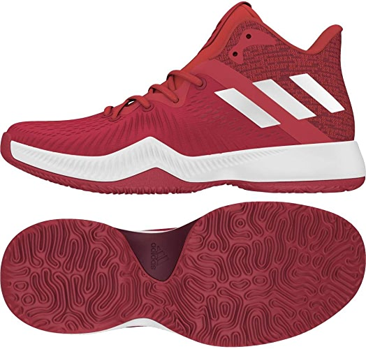 Adidas Mad Bounce, Chaussures de Basketball Homme