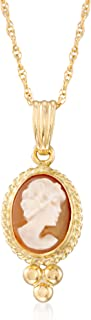 Best small cameo pendant Reviews