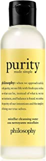 Best philosophy purity micellar water Reviews