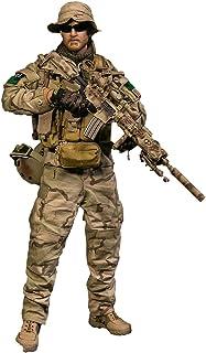 [AC] DAMTOYS 78085 映画 ゲーム ミリタリー 特殊部隊 兵士 軍人 狙撃手 アクションフィギュア DAM 3.5素体 ヘッド 交換手パーツ サングラス 帽子 迷彩戦闘服 武器 戦闘用具 フルセット