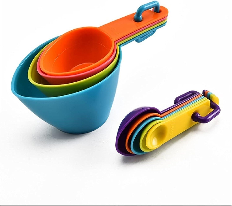 Kitchen Utensil Set- 8 PCS Spoons Set supreme Measurin Jacksonville Mall Measuring