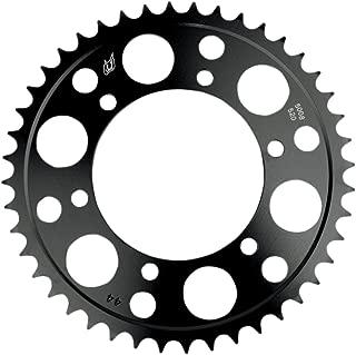 Driven Racing Rear Sprocket - 43T , Sprocket Position: Rear, Sprocket Teeth: 43, Color: Black, Sprocket Size: 520 5017-520-43T