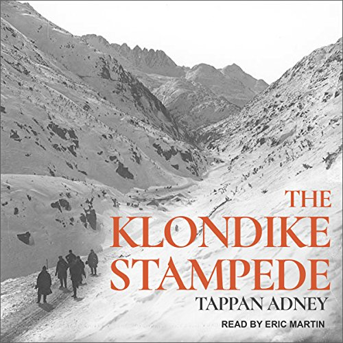 The Klondike Stampede cover art