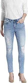 VERO MODA Women's Straight Fit Jeans