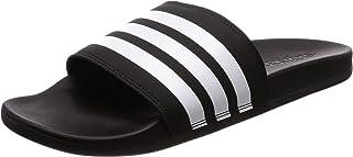 adidas Adilette Comfort Men's Slides, Core Black/Footwear White/core Black